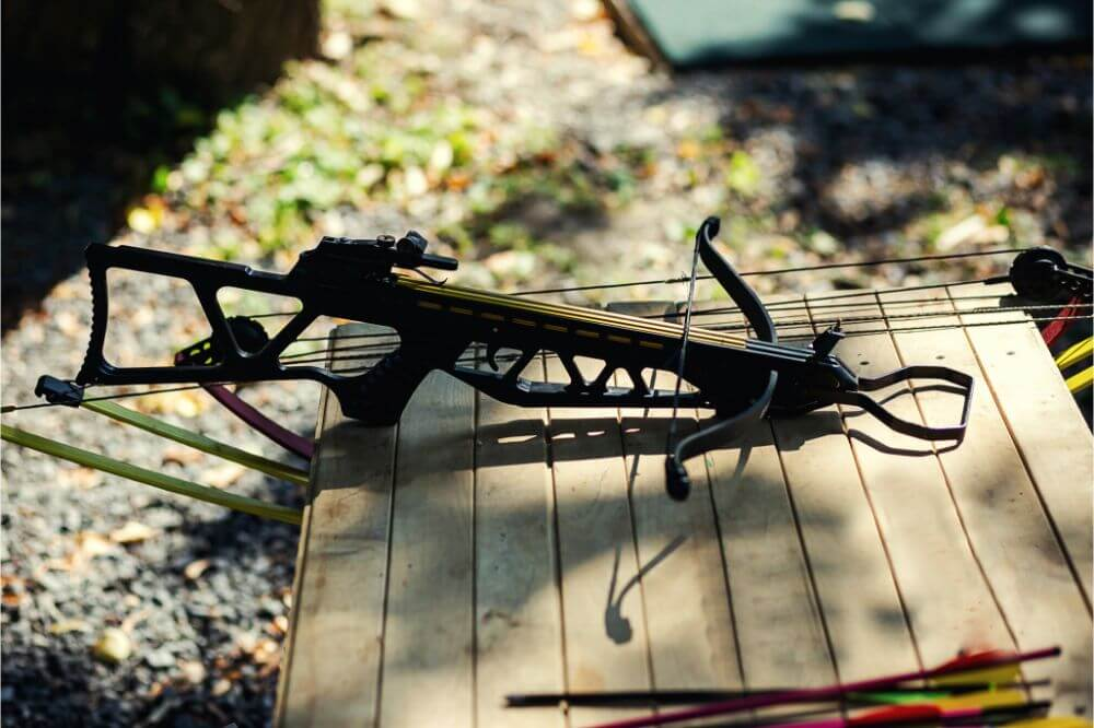 How Does A Self Cocking Crossbow Work