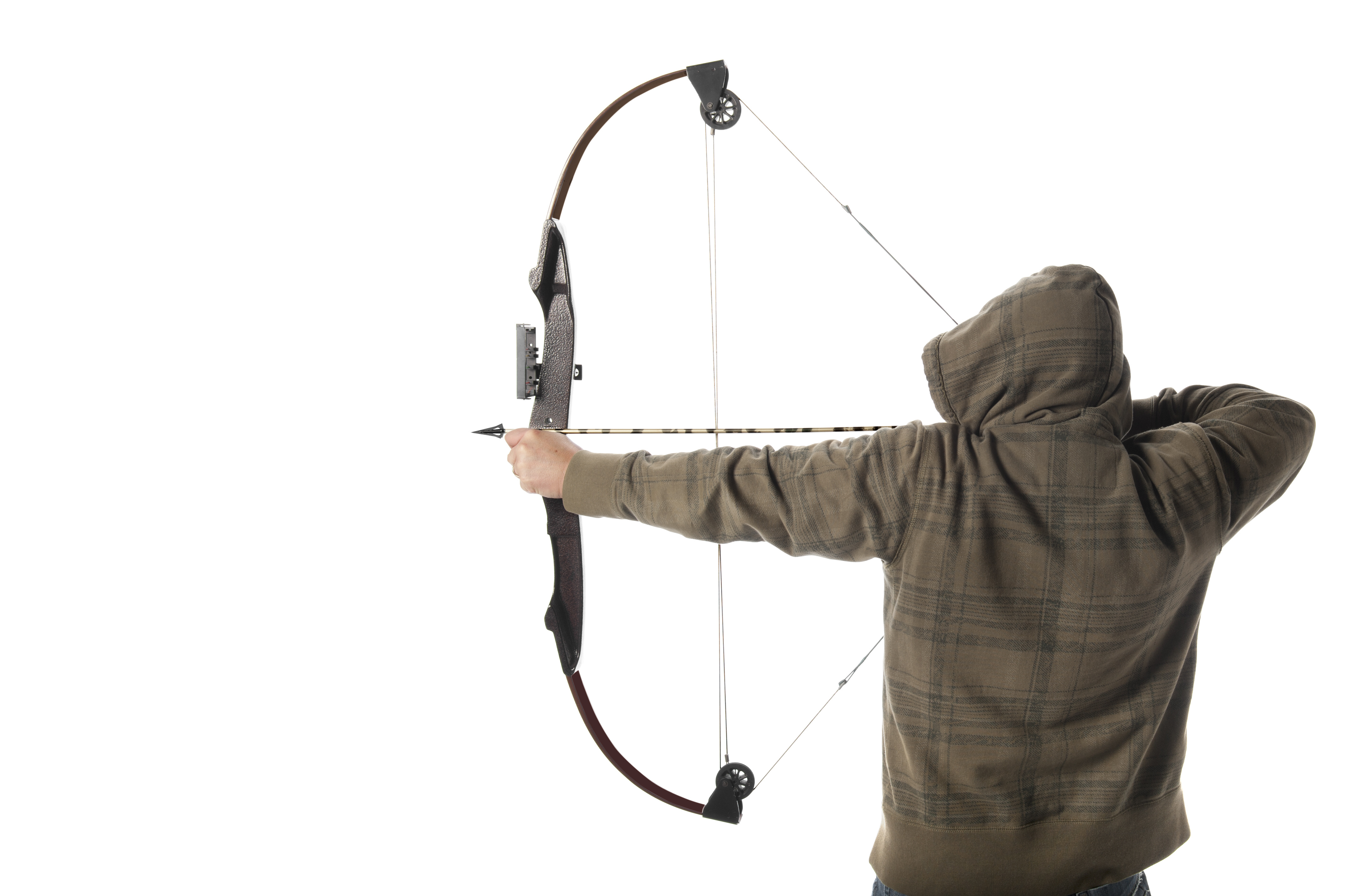How To Shoot A Compound Bow With A Release