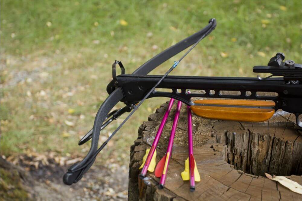 What is Draw Weight on A Crossbow