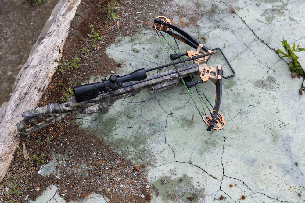 how to repair crossbow
