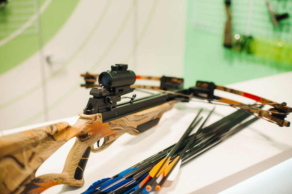 are crossbows good for home defense