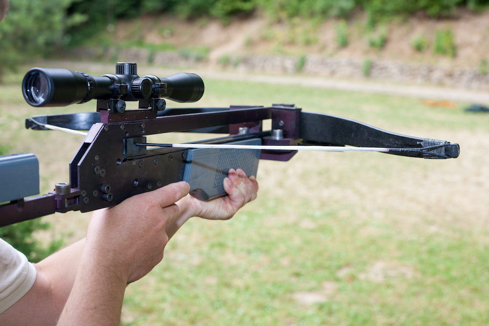 nikon p3 crossbow scope review